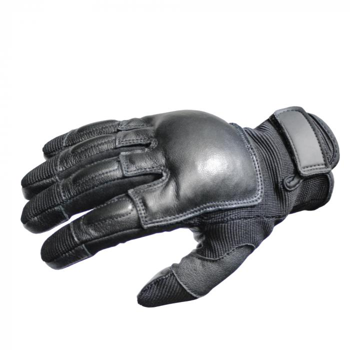 Police Force Leather S.A.P. Gloves