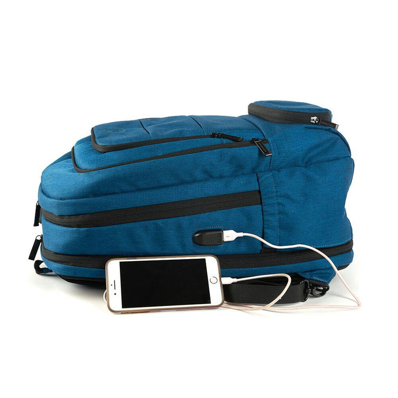 ProSheild Flex Bulletproof Backpack Blue