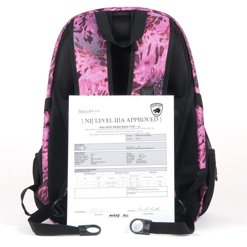 ProShield Prym1 Pinkout Bulletproof Backpack