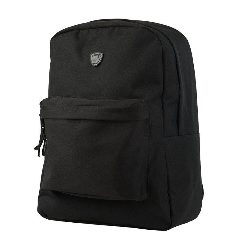 Guard Dog Security Scout black bulletproof backpack for women and men of all ages personal self defense protection.