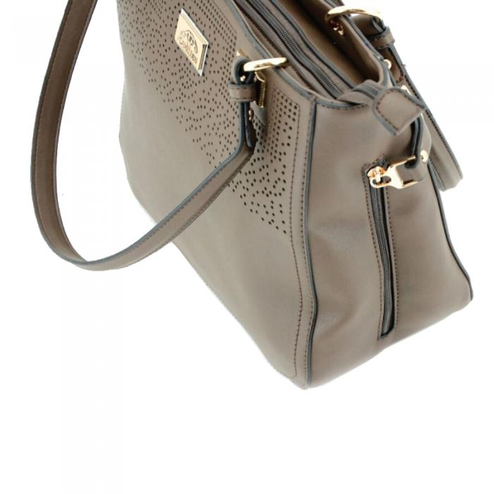 Radiant Concealed Carry Purse: Brown