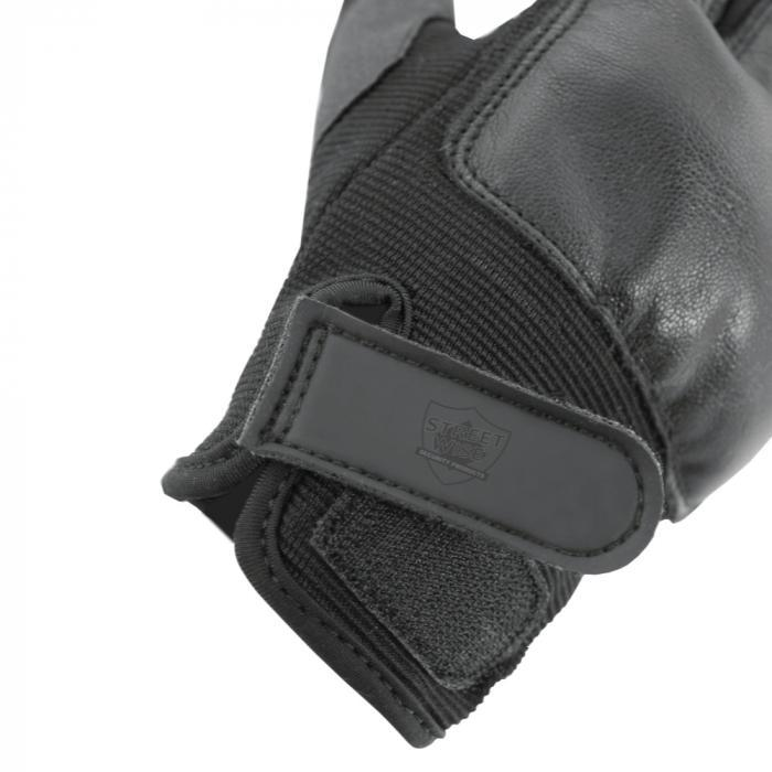 Velcro strap for the SAP gloves to safely secure a good comfortable fit for the user.