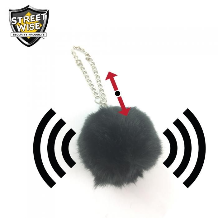 Streetwise Fur Ball Powerful 100dB Alarm