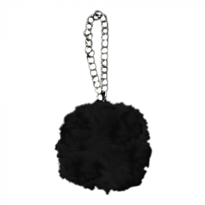 The Streetwise Fur Ball Alarm boasts a powerful 100dB alarm loud enough to be heard by anyone nearby. Just pull up on the chain and the powerful alarm will sound. This stylish self-defense product is ideal for students and women on the go - attaches to your keys or purse.