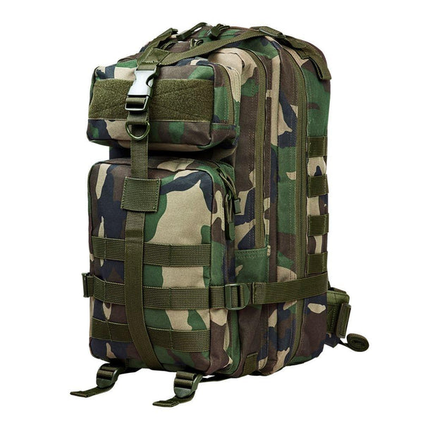 Multi-Cam Backpack