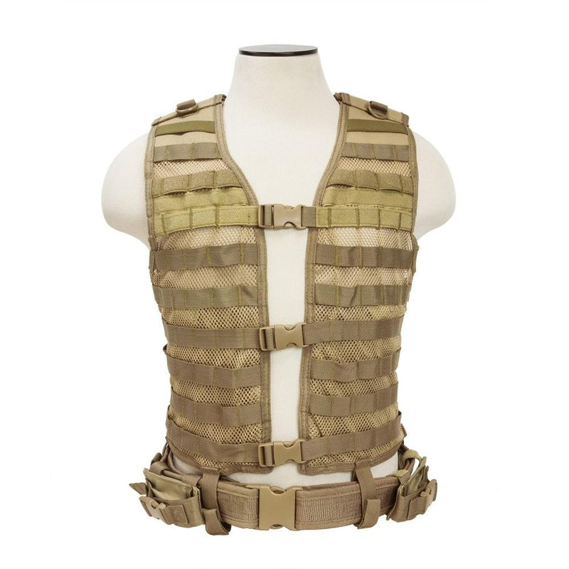Vism Molle - Pals Hydration Ready Tactical Vest