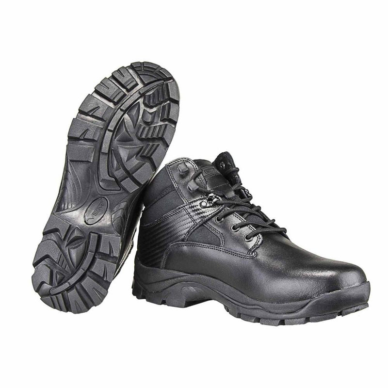Oryx Boots Black Mid-High