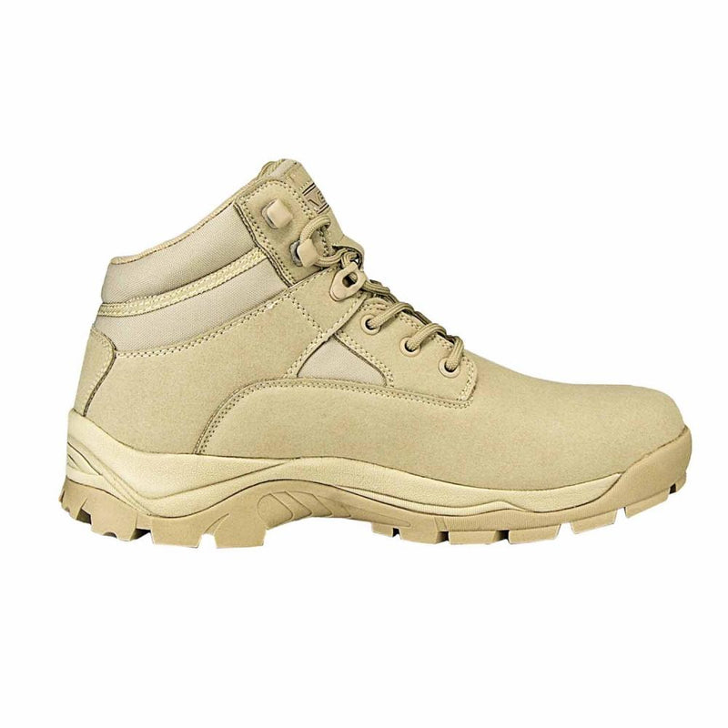 Oryx Boots Tan Mid-High