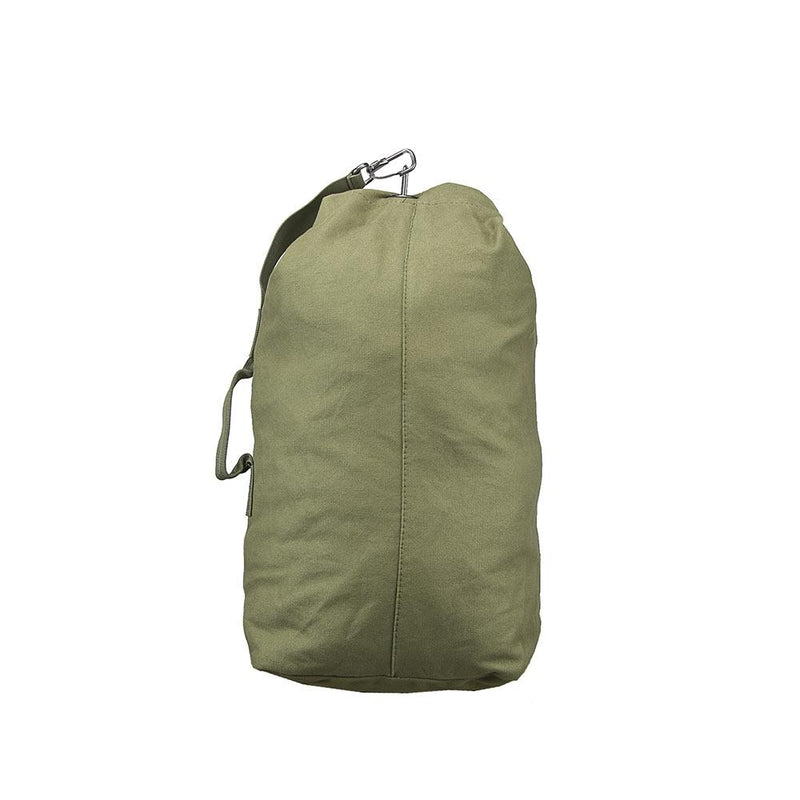 The Vism small duffel bag with shoulder straps for multi-purpose uses.
