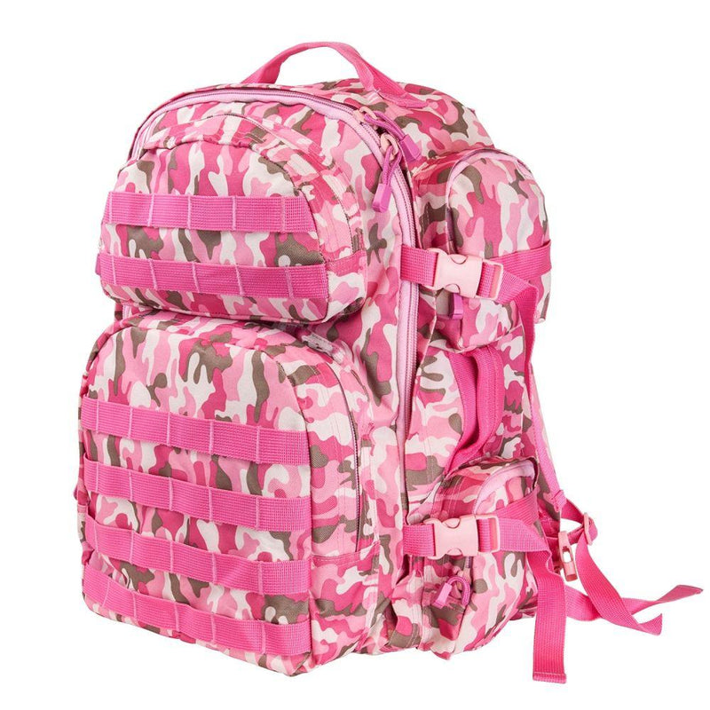 Vism Tactical Backpack Pink Camo