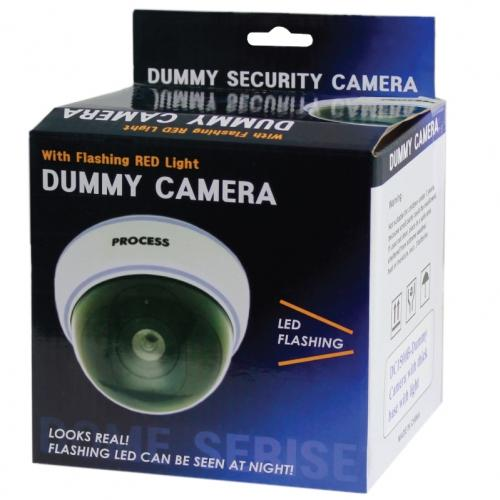 Dummy Camera with Light and Thick Base
