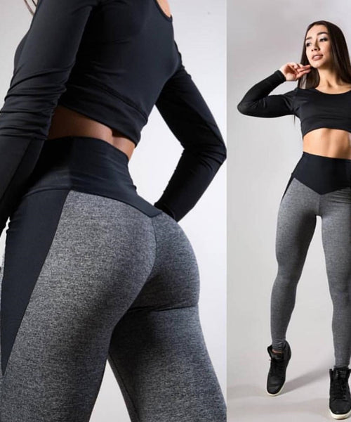 Seamless Mesh Leggins