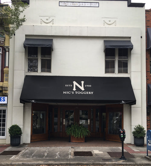 Nic's Toggery Downtown Location