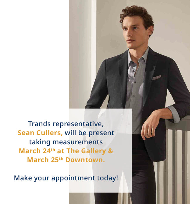 Trands Rep will be In Store March 24 and 25