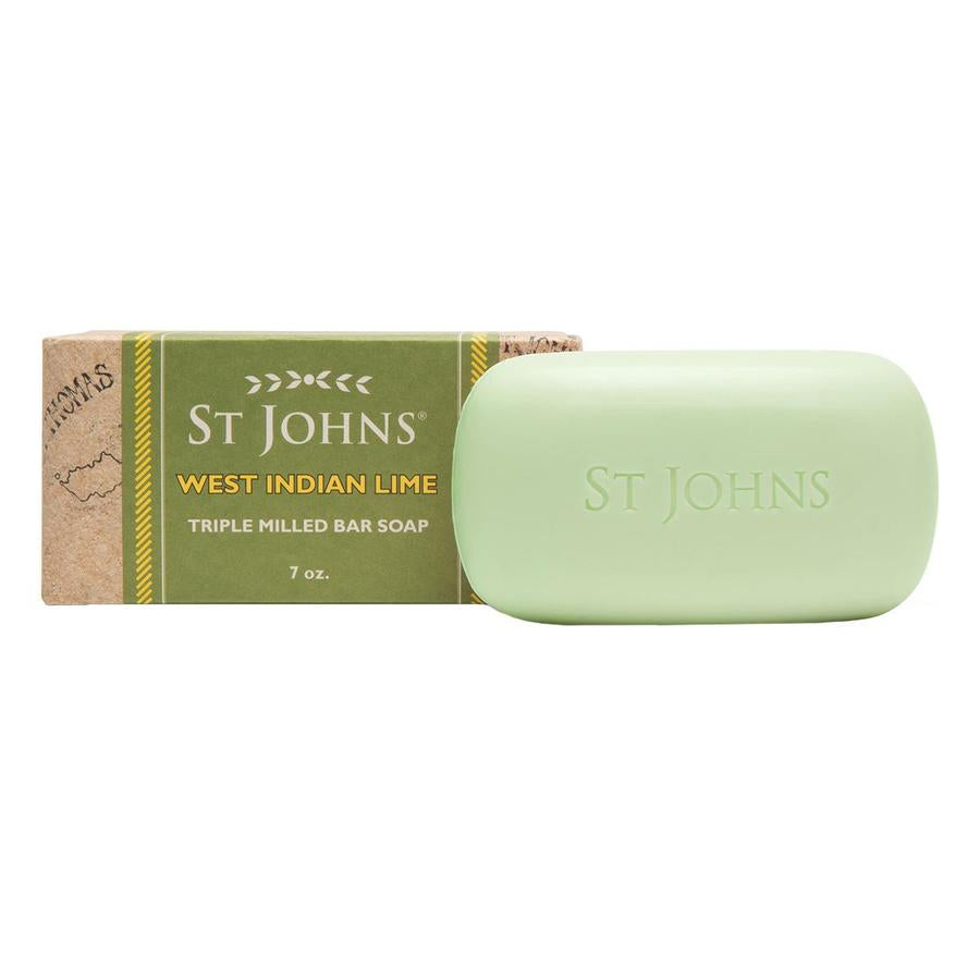 West Indian Lime Body Soap