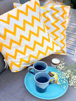 Load image into Gallery viewer, Chevron Cushion Cover