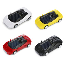 Load image into Gallery viewer, Solar Powered Toy Mini Car Kids Gift Super Cute Creative ABS No-toxic Material Children Favorate