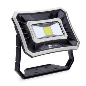 Xmund XD-68 50W Solar LED COB USB Work Light IP65 Waterproof Floodlight Spotlight Outdoor Camping Emergency Lantern