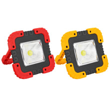Load image into Gallery viewer, 100W USB Solar LED Work Light Rechargeable Emergency Flood Lamp