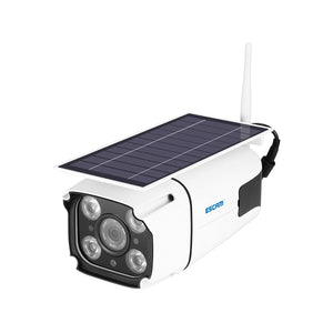 ESCAM QF260 WIFI Wireless IP67 Outdoor 1080P 2.0MP Solar Battery Power Low Power Consumption PIR Surveillance Security Camera