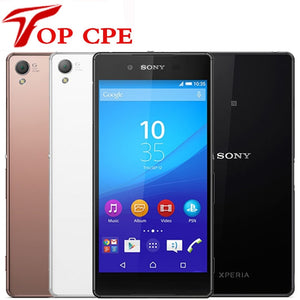 Original Unlocked Sony Xperia Z3 Single&Dual SIM 4G LTE Android Quad-Core 3GB RAM 16GB ROM 5.2 Inch WIFI GPS mobile Cell Phone