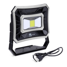 Load image into Gallery viewer, Xmund XD-68 50W Solar LED COB USB Work Light IP65 Waterproof Floodlight Spotlight Outdoor Camping Emergency Lantern