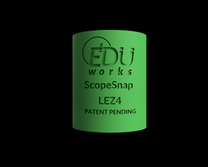 ScopeSnap Microscope Adapter