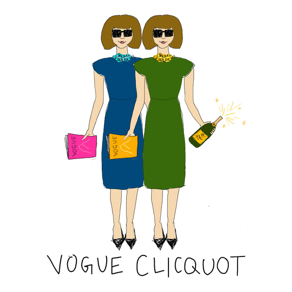Uncork Vogue Clicquot