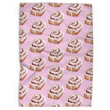 Load image into Gallery viewer, Sweet Tooth Tea Towel With Trim