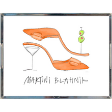 Load image into Gallery viewer, Martini Blahnik Acrylic Trays