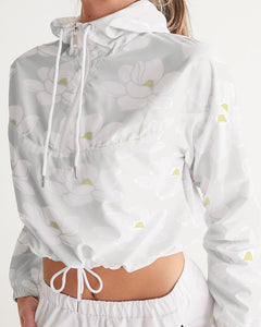 Magnolia Cropped Windbreaker