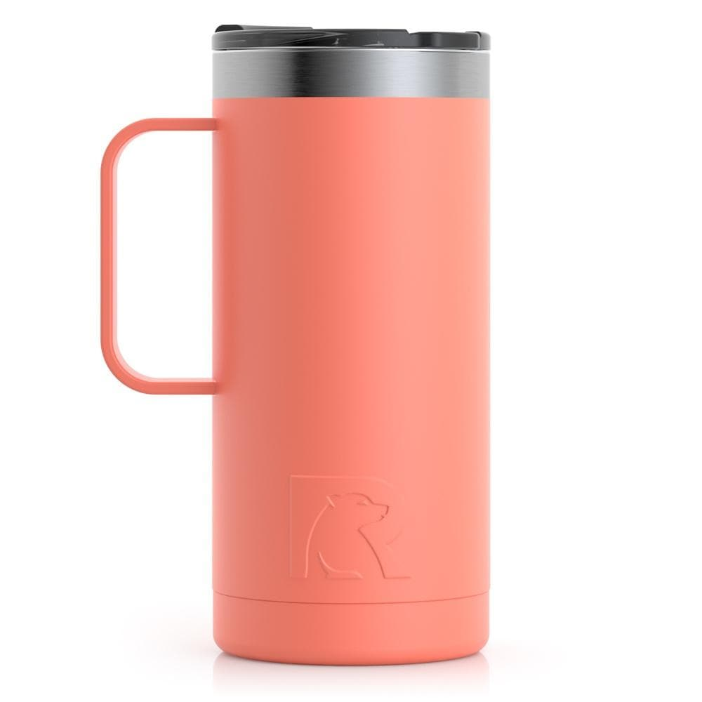 Termo RTIC Travel Coffe Cup Verde Coral