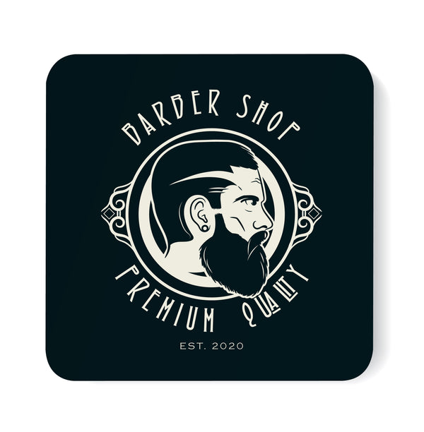 Stickers Barber Shop