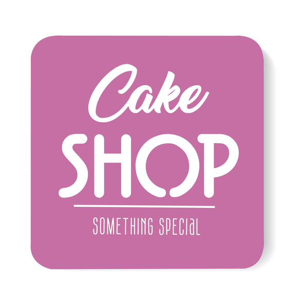 Stickers Cake Shop