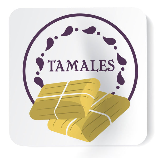 Stickers Tamales