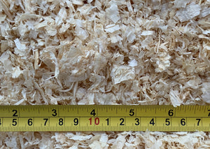 SHAVINGS -Dust Free -Small Flakes-fuel