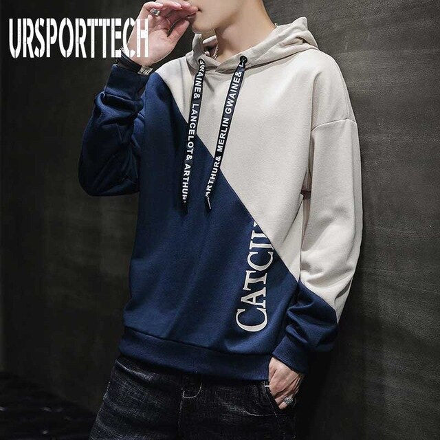URSPORTTECH Men Hoodies