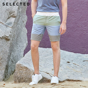 SELECTED Men's Cotton Shorts