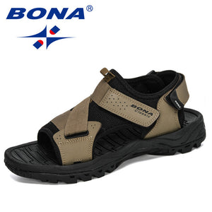 BONA Leather Sandals
