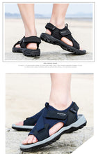 Load image into Gallery viewer, BONA Leather Sandals