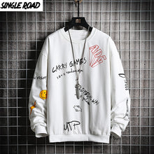 Load image into Gallery viewer, SingleRoad Sweatshirt Mens