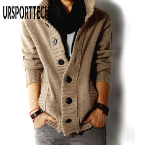 Cardigan Men Knit