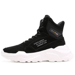 Sneakers Men Winter