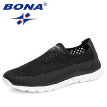 Load image into Gallery viewer, BONA Lightweight Mesh Men Sneakers