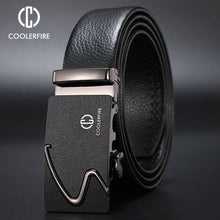 Load image into Gallery viewer, Leather Belt High Quality