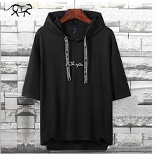 Load image into Gallery viewer, Mens Tshirts hooded