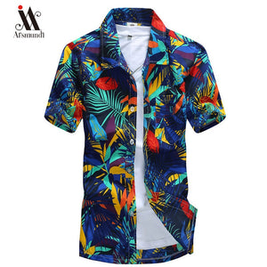 Men's  shirt  Hawaiian