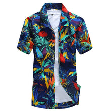 Load image into Gallery viewer, Men's  shirt  Hawaiian
