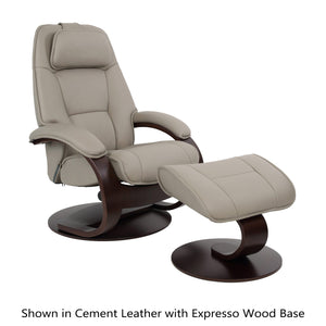 Fjords Classic Admiral C Recliner - sofacreations