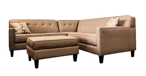 Dante L Shaped Sectional - sofacreations
